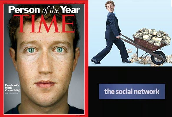 mark Những thống kê khủng về Facebook
