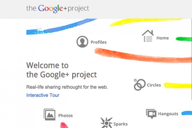 Screen shot 2011 06 28 at 6.18.24 PM Google+ có thể làm gì cho doanh nghiệp?