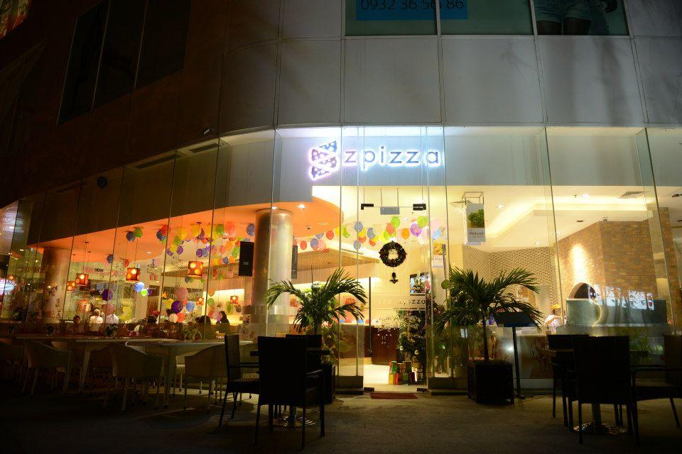 1 Zpizza – Khai trương nhà hàng Zpizza tại Indochina Plaza Hanoi