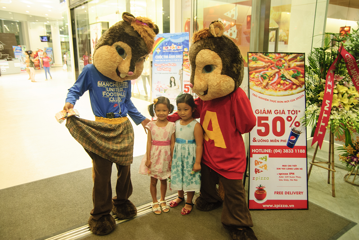 DSC 0394 Zpizza – Khai trương nhà hàng Zpizza tại Indochina Plaza Hanoi
