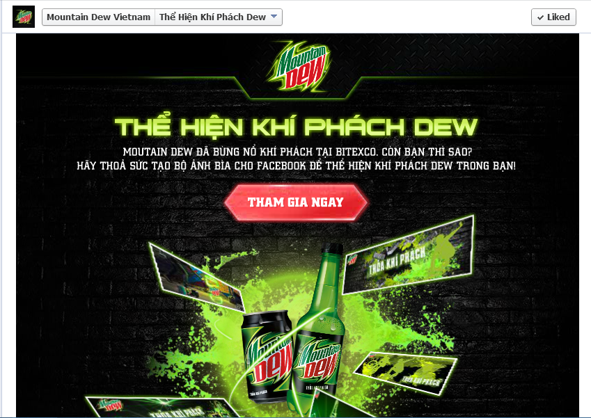 Time_Universal_Moutain_Dew_Vietnam_app