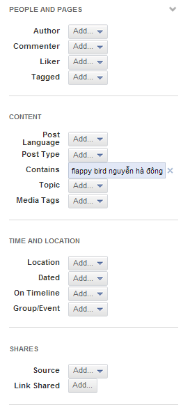 flappy bird nguyễn hà đông - Facebook Search