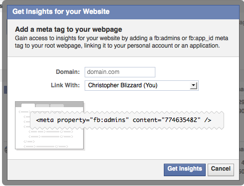 facebook domain insights 1