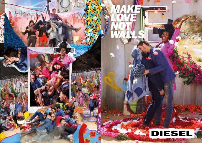Make Love not Walls 1