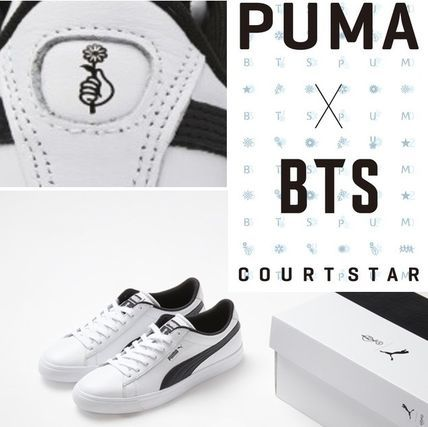 Hình ảnh đôi giày BTS Court Star