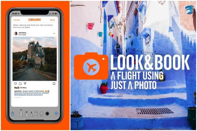 Look & Book phát triển, kết hợp với nền tảng phát triển đứng thứ 2 trên thế giới Instagram
